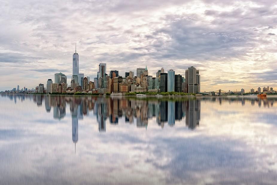 NY reflection ok