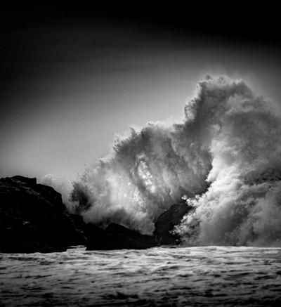 Raging Sea VII