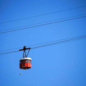 Cableway of Barcelona