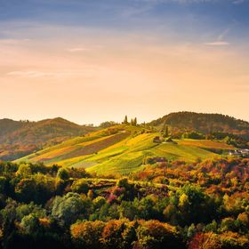 Autumn in one of the most beautiful places - Southern Styria