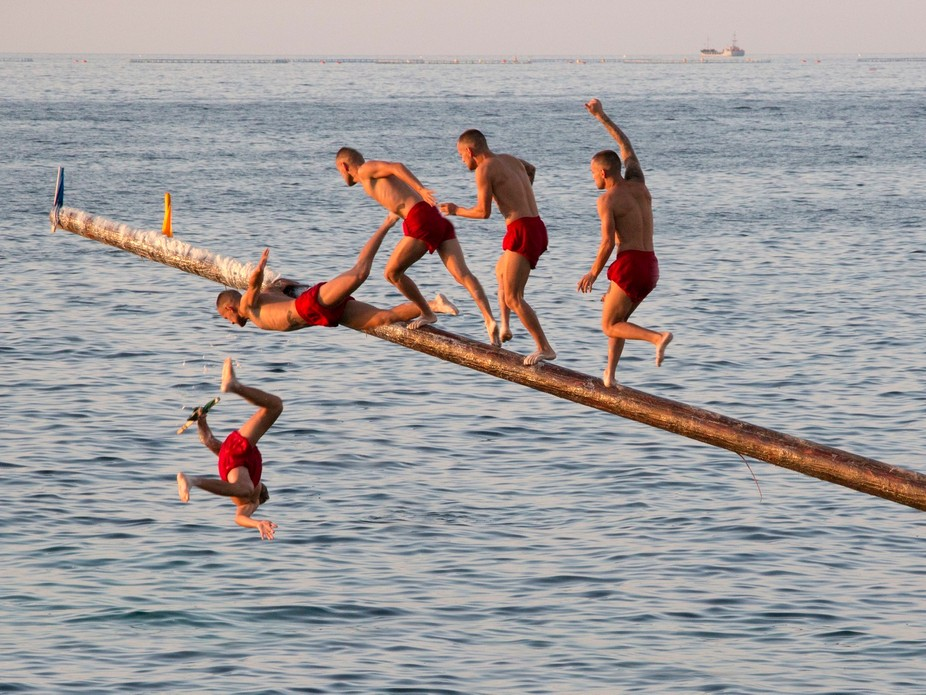 Dating back to the Middle Ages, the game of gostra was practiced all through the festive summer m...