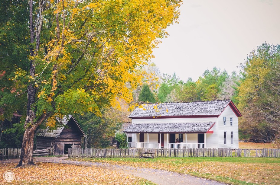 Available for print at SeanThurstonPhotography.com The smell of Autumn circles the in the air. Th...
