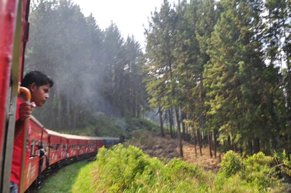 The slow train from Kandy