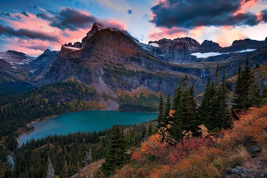 A Glacier Lake