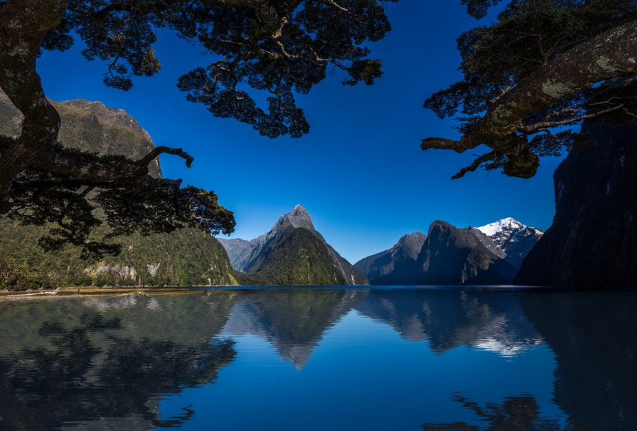 One of the most beautiful places in New Zealand. It's also one that gets the most rain, ...