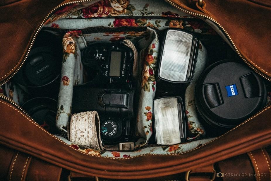 My Camera Bag & Gear :::Let's Get Social::: www.instagram.com/strikkerimages
