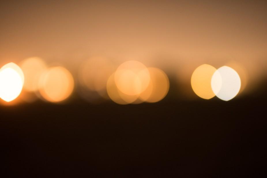 Beach lights 1