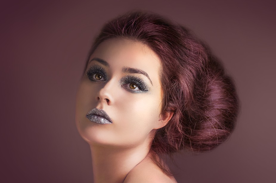 Model and photo retoucher: Sanja Balan Photographer: Tomislav Kralj.  studio: Photos287. https://...