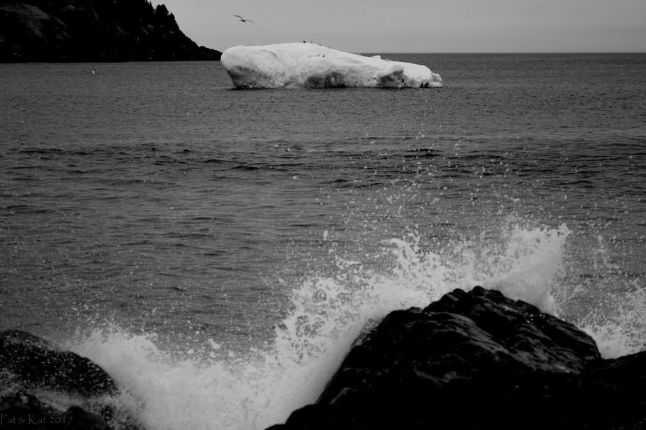 Iceberg In The Bay