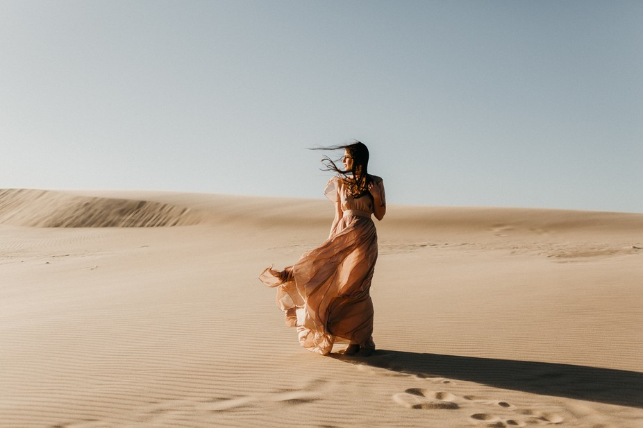 My friend Sierra loves the desert; however, living in the Midwest, we're far from any. T...