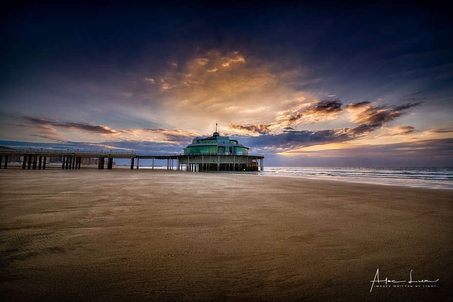Blankenberge has much more to give than I thought. I went several times now, I always discover so...