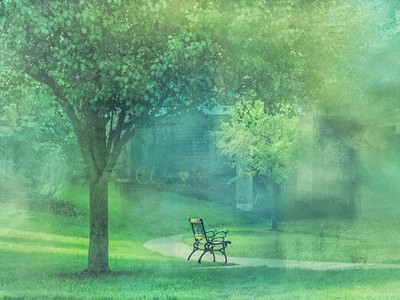 A place to sit and gather your thoughts... ヅ