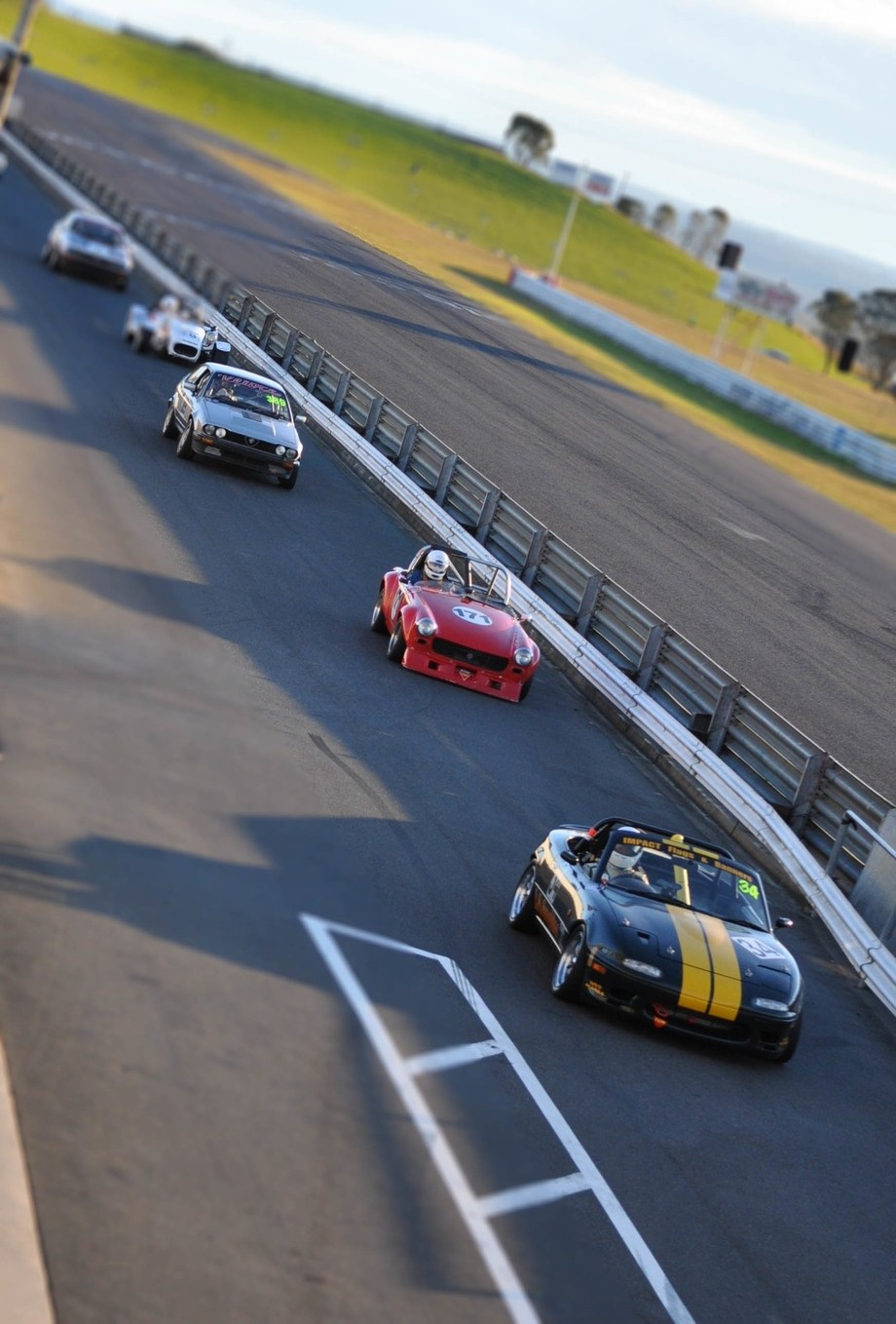 Back To The Pits - Eastern Creek, Sydney (2)