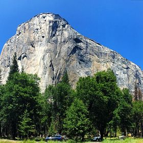 El Capitain, Yosemite National Park.