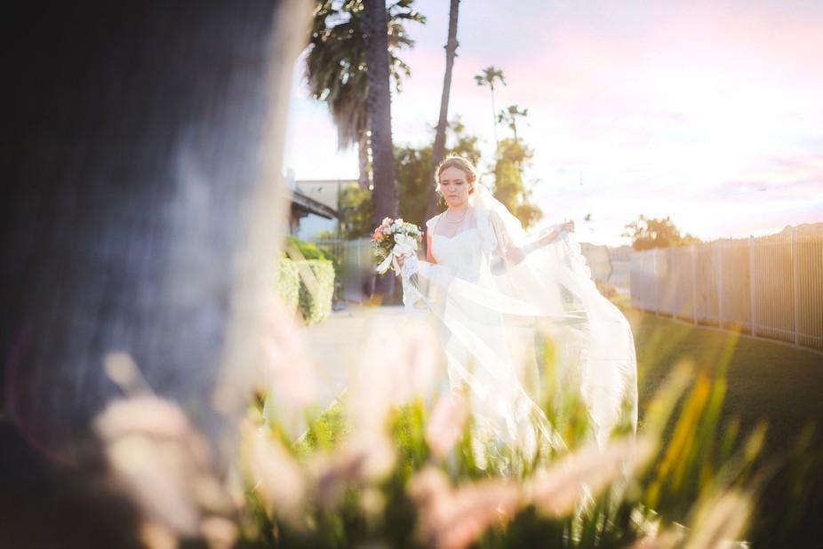 My beautiful cousin's wedding in Cali