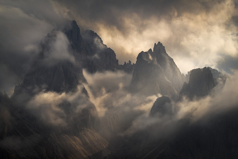 Returning home from a spectacular first time trip to The Dolomites. This place is hard to describ...