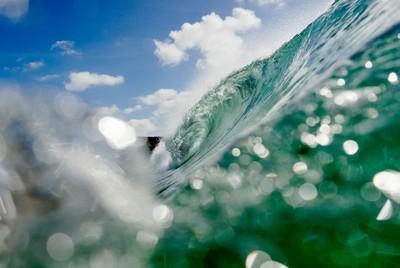 Praa Sands waves
