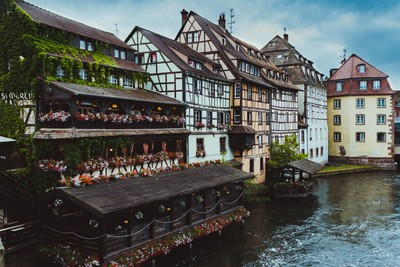 The Colors of Alsace-Lorraine