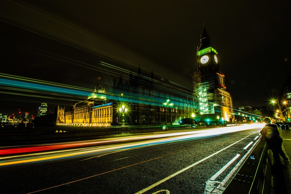 Westminster; the beating heart of London