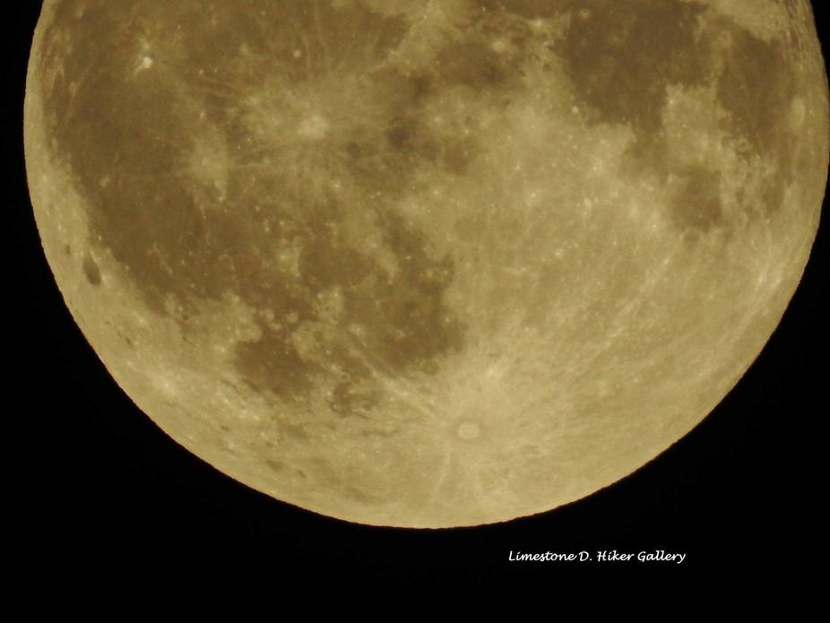 Harvest moon over #ygk