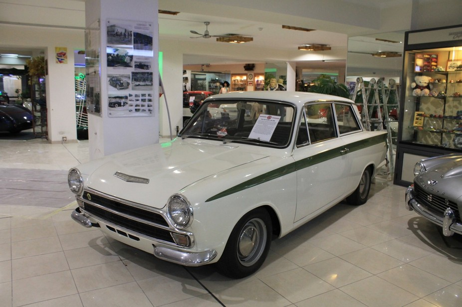 My family used to own a Ford cortina and when I saw this in the Malta Classic car Museum it remin...