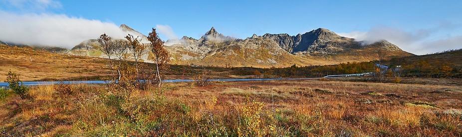 Kvaløysletta on Kvaløy near Tromsø