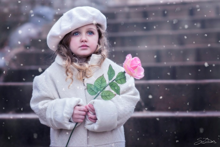 Mother's Coat and Hat