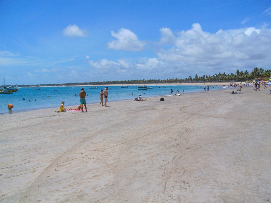 Porto de Galinhas Beach - Pernambuco/Brazil
