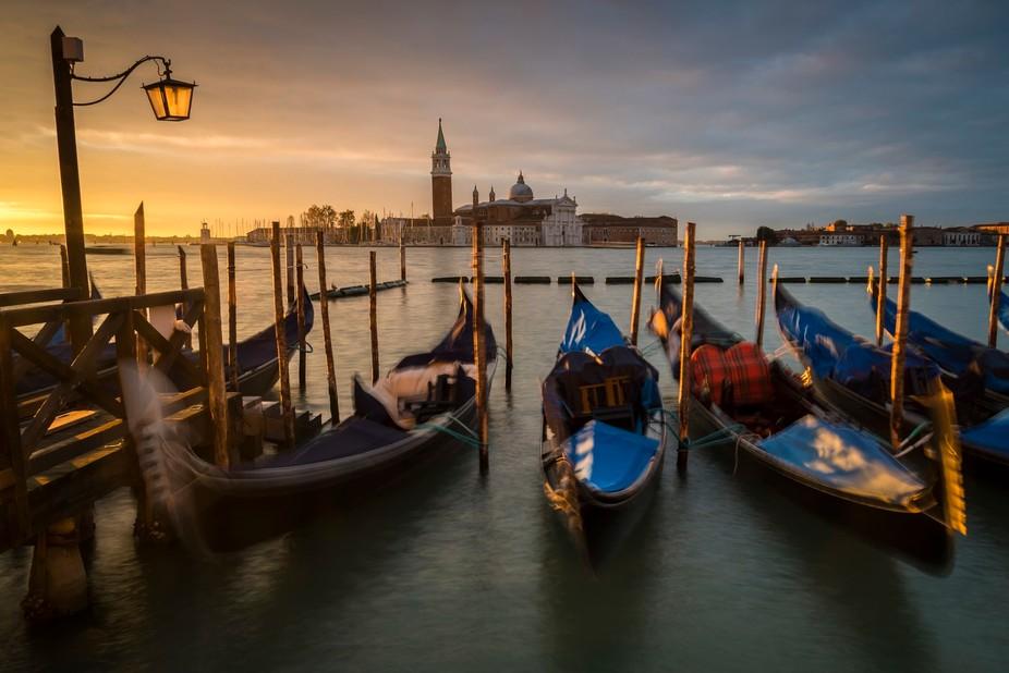 Morning light, Venice