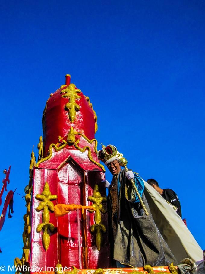 Carnival parade in Guaymas, Son, Mx.
