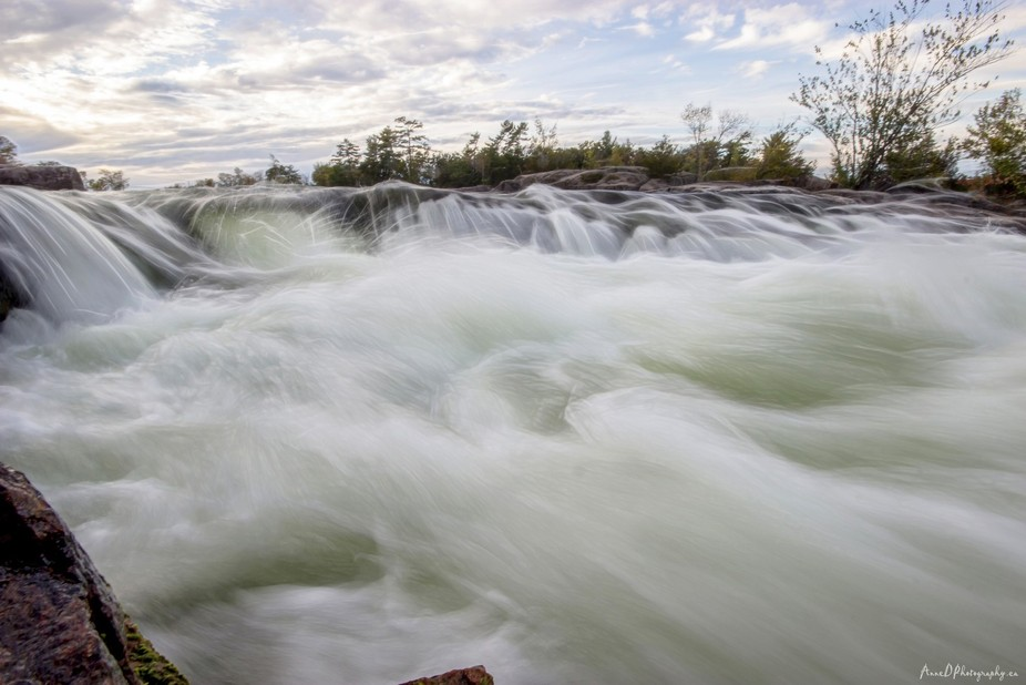 Burliegh Falls