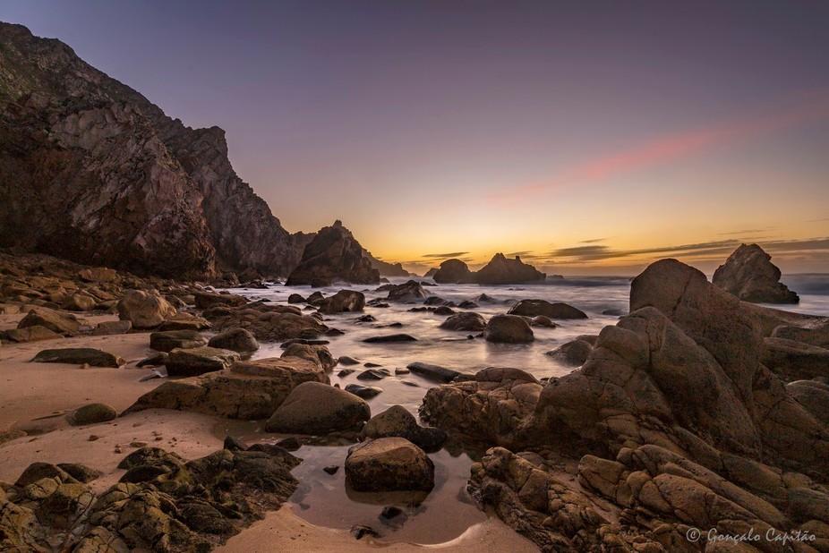 Portugal | Praia da Ursa