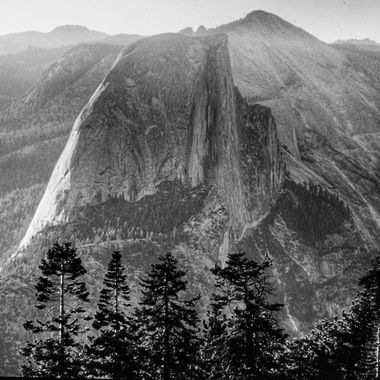 Half Dome, Yosemite Valley, California