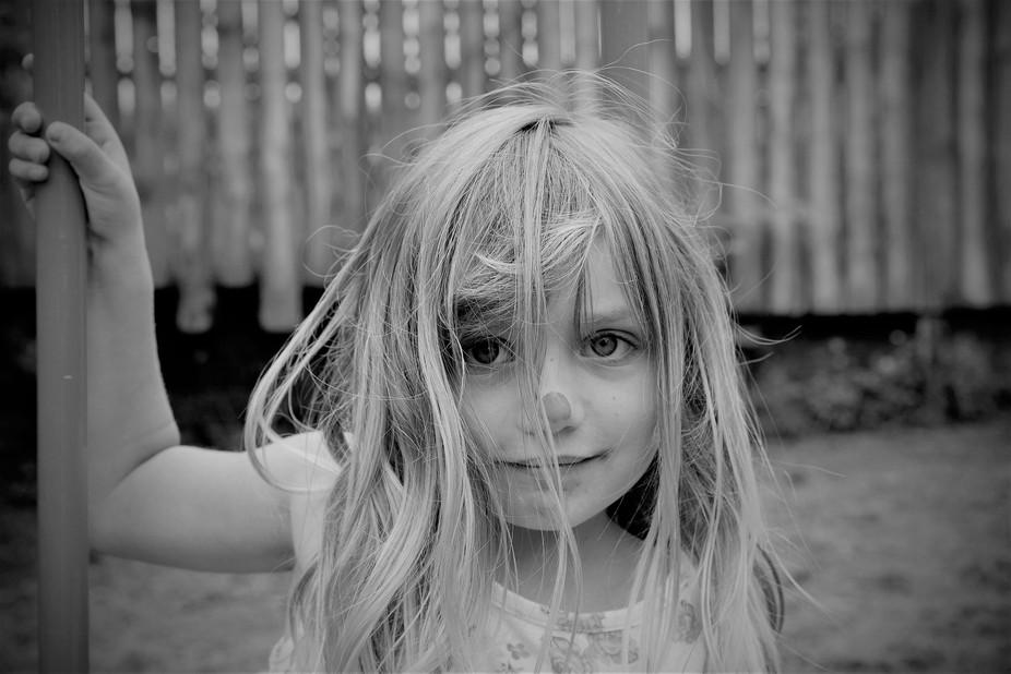 God sent me a Little Angel (Granddaughter)