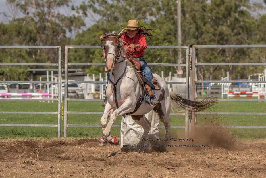 Millmerran Show 2018 Rodeo -2020a
