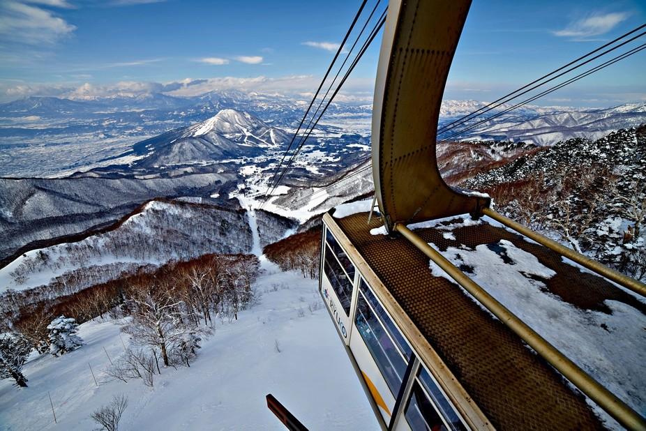 Mountain View by Dawn van Doorn.