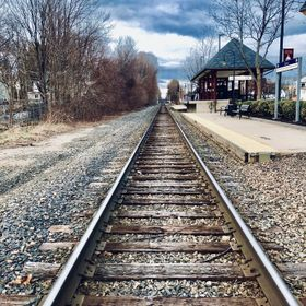 Railroad at Exeter