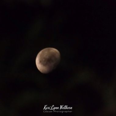 couldy moon