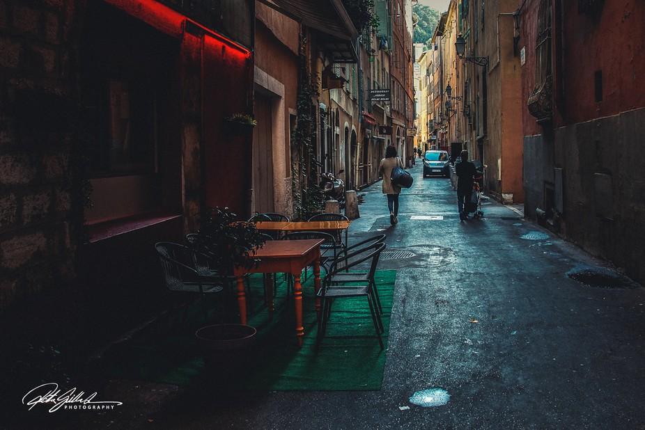 Street in Nicé