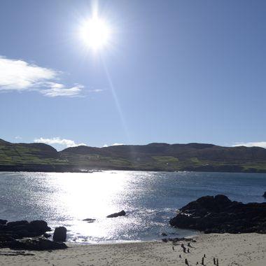 Beach on Beara Peninsula, SW Ireland