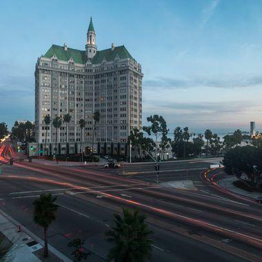 Villa Riviera Hotel in Long Beach, Ca