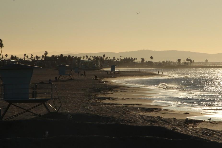 Long Beach Morning