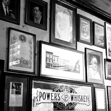 McDaids pub Dublin