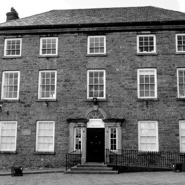 Bishops Palace, Limerick, circa 1740