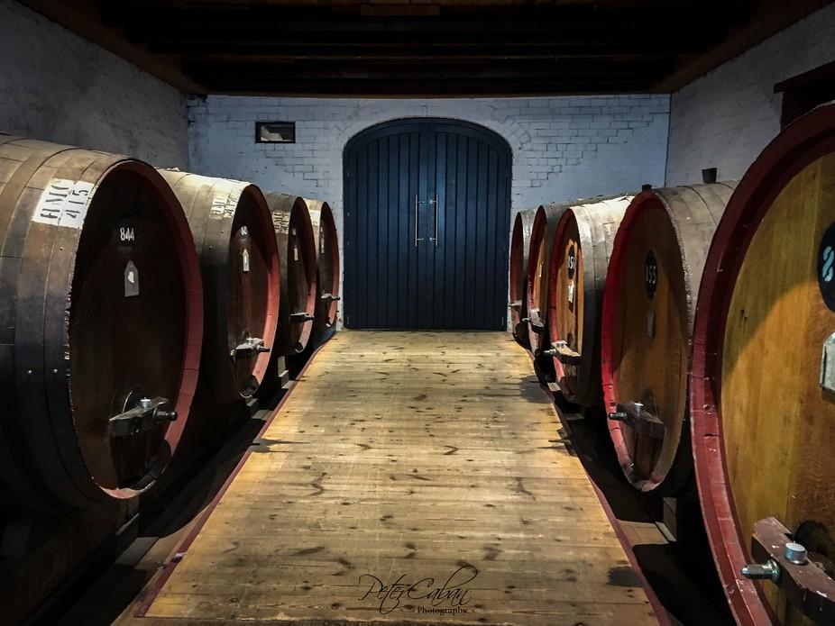 Saltram Winery, Angaston, South Australia