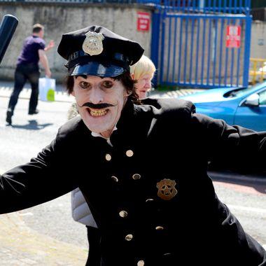 Officer Dibble