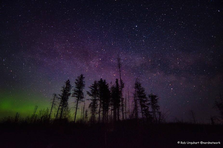Under the Milky-Way