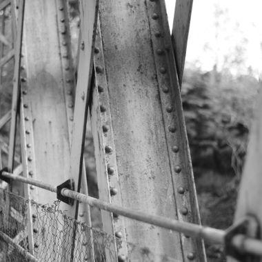 old railway bridge in Skibbereen, West Cork, Ireland