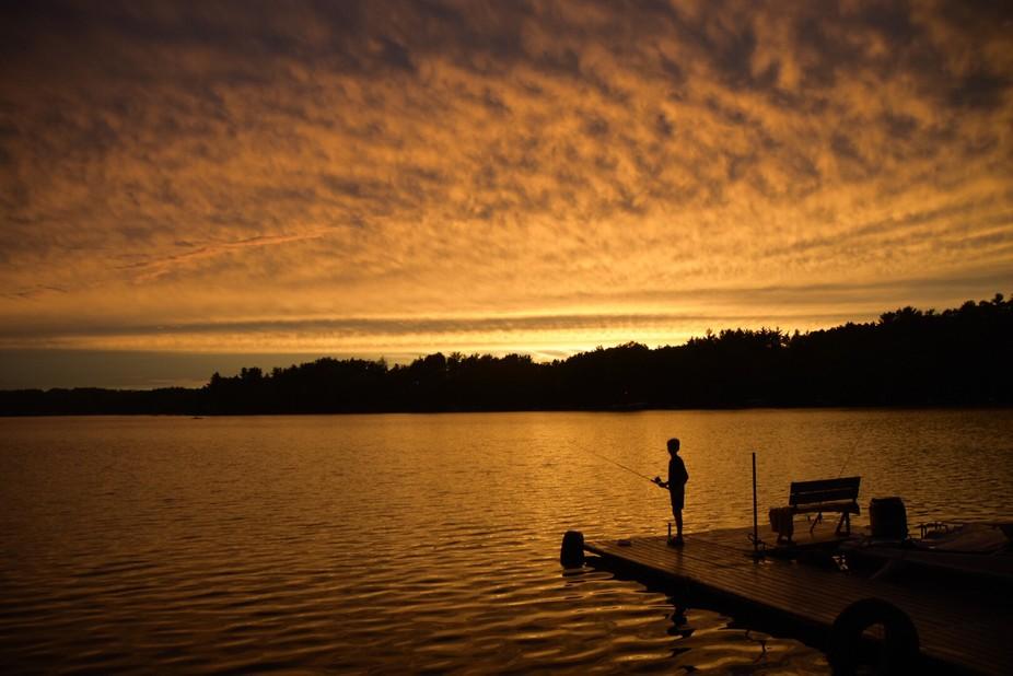 Lakelife sunset