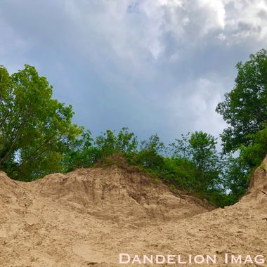 Storm sand